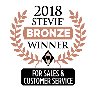 Stevie Award Winner 2018 | Intellis