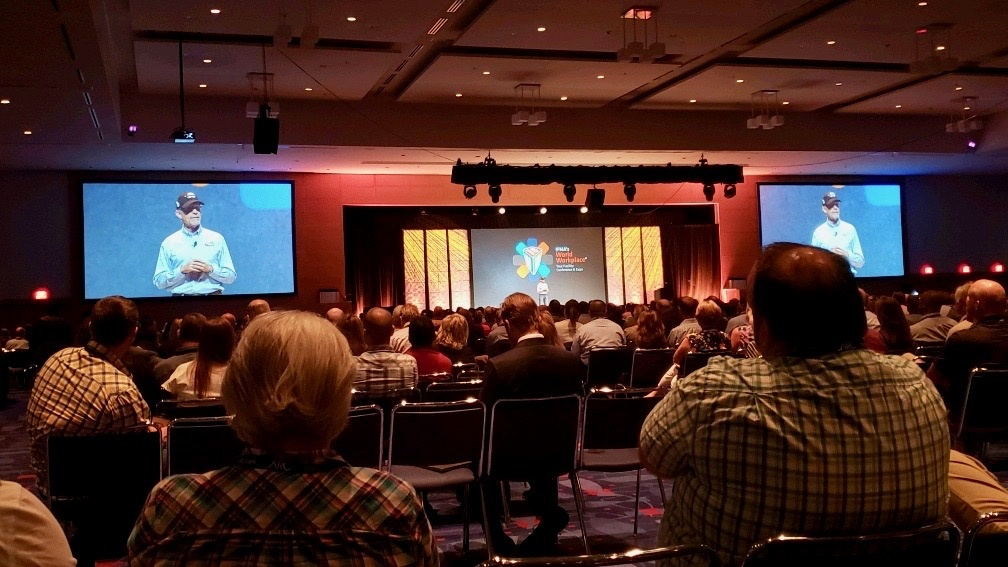 NASCAR icon Kyle Petty delivers Keynote at IFMA World Workplace