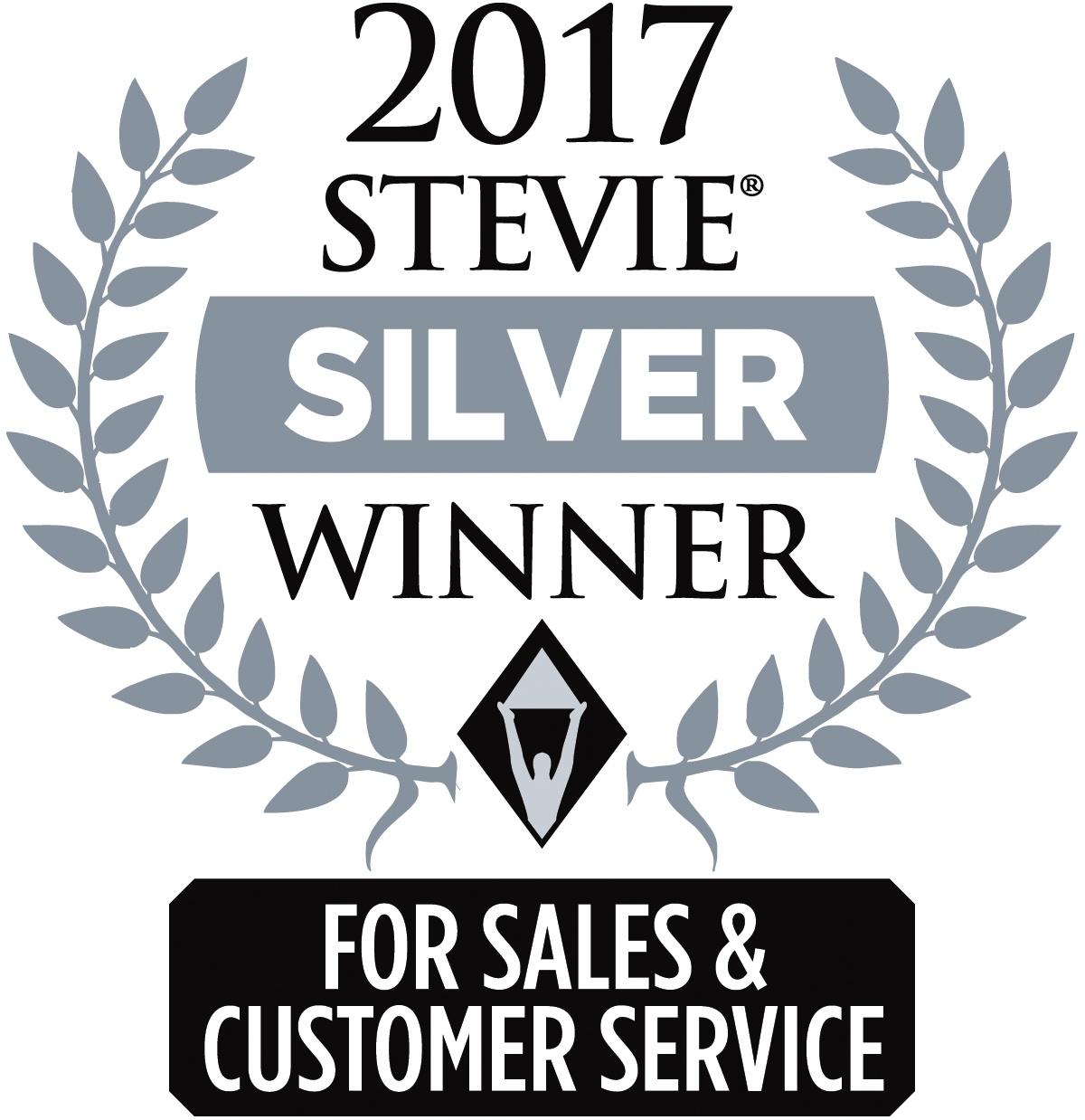 Stevie Award 2017